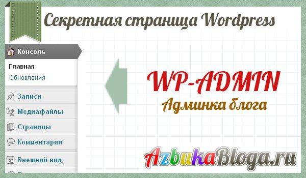 adminka-wordpress